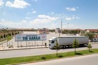 Aksaray'da Tır Parkına Girmeyen Tırlara Ceza