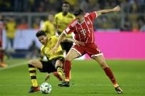 BAYERN MÜNIH - Almanya'da Süper Kupa Bayern Münih'in