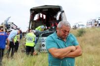 Amasya'daki feci kazada ölü sayısı artıyor!