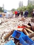 SEL BASKINLARI - Antalya'da Sel Zarara Yol Açtı