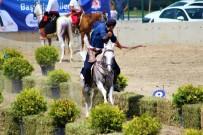 CAHIT ÖZKAN - Atlı Okçulukta Yarı Final Heyecanı