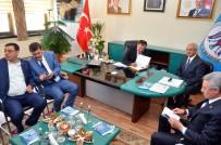 SERKAN BAYRAM - Bakan Eroğlu Açıklaması 'Baba Oğluna Böyle İmkan Vermez'
