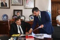 Bakan Eroğlu'ndan Muş Belediyesine Ziyaret