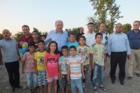 SONER KIRLI - Başakşehir Belediye Başkanı Mevlüt Uysal Malazgirt'te Geldi