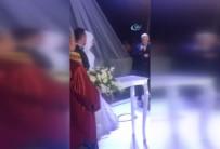 Başbakan'dan yeni evli çifte nasihatler