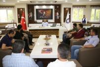 HAREKAT POLİSİ - Başkan Çalışkan Açıklaması 'Bu Güzel Vatanımızı Üç Beş Soysuza Asla Bırakmayız'