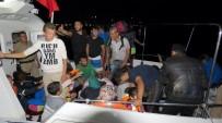 Çanakkale'de 29 Kaçak Göçmen Yakalandı