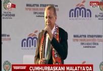 ANAYASA - Cumhurbaşkanı Erdoğan: Darbeciler 2 çeşit elbise giyecek