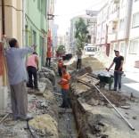 TÜRKIYE ELEKTRIK DAĞıTıM - Elektrik Kablolarının Yeraltına Alınma Çalışmaları