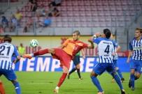 EMIN AVCı - Galatasaray'dan Tatsız Prova