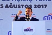 ALI KABAN - Gümrük Ve Ticaret Bakanı Tüfenkci Malatya'da