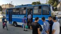 Güroymaklılar Otobüse Bedava Biniyor