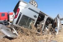 KARAKAYA - Kahta'da İki Ayrı Kazada 2 Kişi Yaralandı