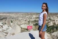 HACIBEKTAŞ VELİ - Kapadokya'yı Temmuz Ayında 264 Bin Turist Ziyaret Etti