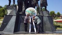 GAZI MUSTAFA KEMAL - Konyaspor Yönetiminden Samsun'da Anlamlı Ziyaret