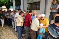 HÜSAMETTIN ÇETINKAYA - Kumluca'da Hacı Adayları Uğurlandı