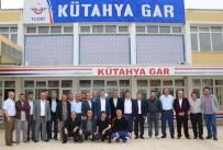 HıZLı TREN - Kütahyalılar YHT'yi Bekliyor