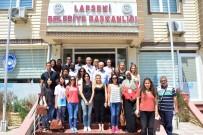 Lapseki Belediyesi Yabancı Öğrencileri Ağırladı