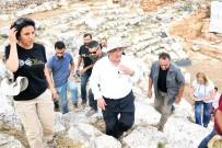 GAZI ÜNIVERSITESI - Olba Antik Kenti'nden Kazı Çalışmaları Sürüyor