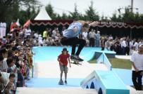 OSMANGAZI BELEDIYESI - Osmangazi Kaykay Sporunun Merkezi Olacak