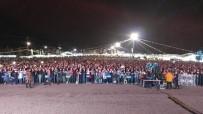 AYDıN ERDOĞAN - Seydişehir'de Buray Konseri