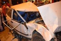 ALI ARSLAN - Tır Sürücüsü Dehşet Saçtı Açıklaması 5 Yaralı