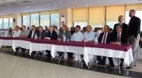 TÜRK SAĞLıK SEN - Türk Sağlık Sen Genel Başkan Yardımcısı Alan Açıklaması 'Çalışan Arkadaşlarımız İçin Yıpranma Payı Çok Önemli'