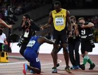 USAIN BOLT - Usain Bolt'tan kötü veda