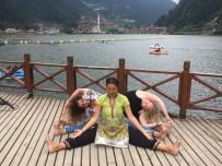 Uzungöl'de Yogayı Tanıttılar