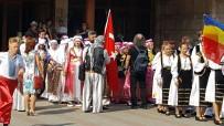 KÜLTÜR BAKANLıĞı - Zonguldak Folk Dans  Rüzgarı Ukrayna'da Esti