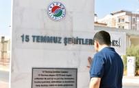 DRENAJ ÇALIŞMASI - 15 Temmuz Ruhu Kepez'in Caddelerinde