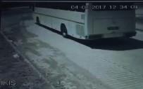 AHMET TÜRK - 33 Kişinin Yaralandığı Otobüs Kazası Kamerada