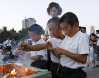 JAPONYA BAŞBAKANI - 72. Yıldönümünde Hiroşima Katliamının Kurbanları Anıldı