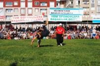 HACI BAYRAM TÜRKOĞLU - Aba Güreşi Türkiye Şampiyonası Sona Erdi