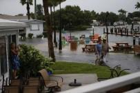 NEW JERSEY - ABD'de Sel Uyarısı Yapıldı