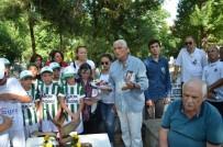 SÜLEYMAN SEBA - Ahmet Cemal Aytaç Ölümünün 29. Yılında Mezarı Başında Anıldı