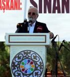 MUSTAFA ELİTAŞ - AK Parti Kayseri Milletvekili Mustafa Elitaş Açıklaması