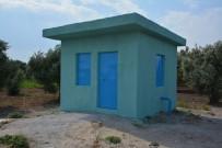 HAMIDIYE - Akhisar'ın İçme Suyu Depolarına Yenileme