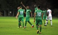 EMRE GÜRAL - Antalya Takımları Hazırlık Maçında Yenişemedi