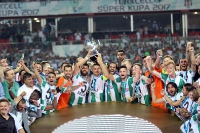 Atiker Konyaspor ilk kez Süper Kupa kazandı