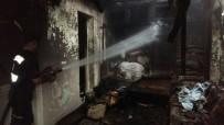 KÖPRÜLÜ - Aydın'da Çıkan Yangında Bir Ev Kullanılamaz Hale Geldi