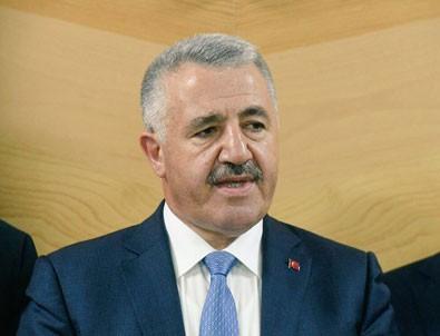 Bakan Arslan: Atatürk Havalimanı fuar alanı olacak
