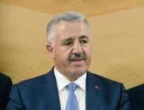 ULAŞTIRMA BAKANI - Bakan Arslan: Atatürk Havalimanı fuar alanı olacak