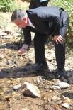 SİNAN ŞEN - Bakan Yılmaz, Kızılırmak'ın Doğduğu Köye Gitti