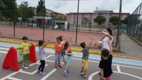 ALIKAHYA - Belediyeden Çocuklara Özel Oyun Sokağı