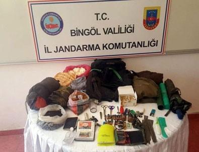 Bingöl'de çatışma! 1 terörist öldürüldü