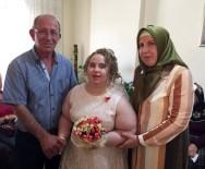 KıZıLKAYA - Down Sendromlu Kızının Mutluluğu İçin Damatsız Düğün Yaptı