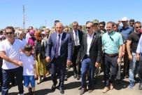 KATI ATIK TESİSİ - Edremit Belediyesinin 'Olimpik Binicilik Merkezi' Hizmete Açıldı
