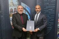 MUSTAFA ASLAN - EGİAD İle Yaşar Üniversitesi Arasında Eğitimde İşbirliği