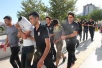 KOL SAATI - Elazığ'da Yakalanan 4 Hırsız Tutuklandı